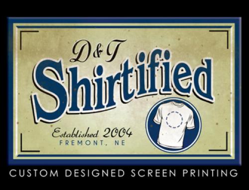 Shirtified, Fremont Nebraska