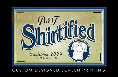 Shirtified, Fremont Nebraska