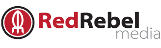 Red Rebel Media Retina Logo
