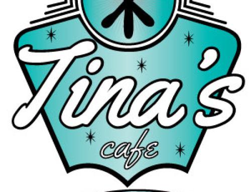 Tina's Cafe Website